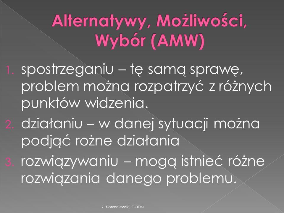 Z. Korzeniewski, DODN 1.