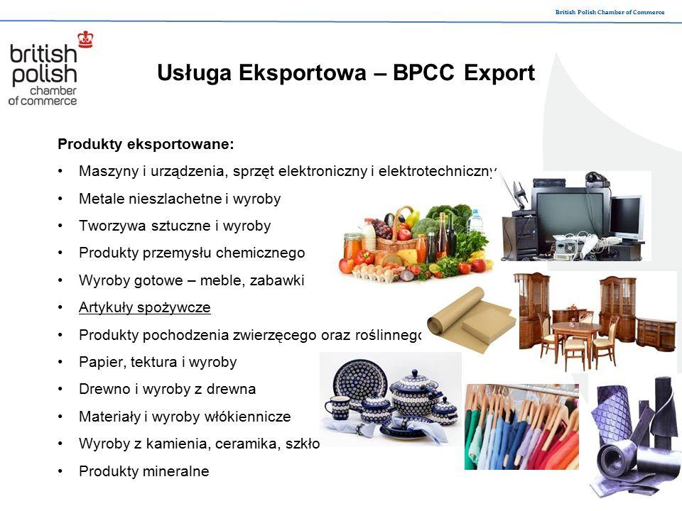 British Polish Chamber of Commerce 1125 wystawców z 51 państw świata 27 tys.