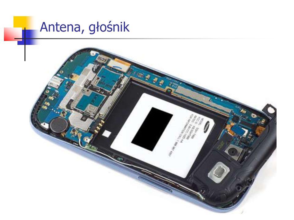 Antena, głośnik