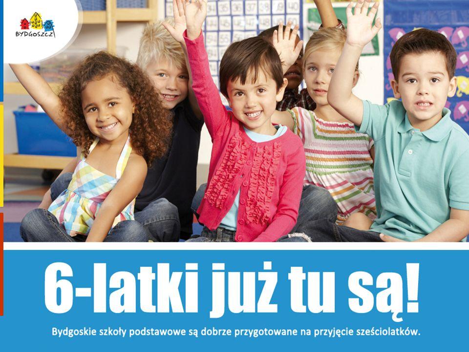 www.bydgoszcz.pl www.fb.com/bydgoszczpl Klasa pierwsza to start uczniów do samodzielnego i naukowego poznania świata.