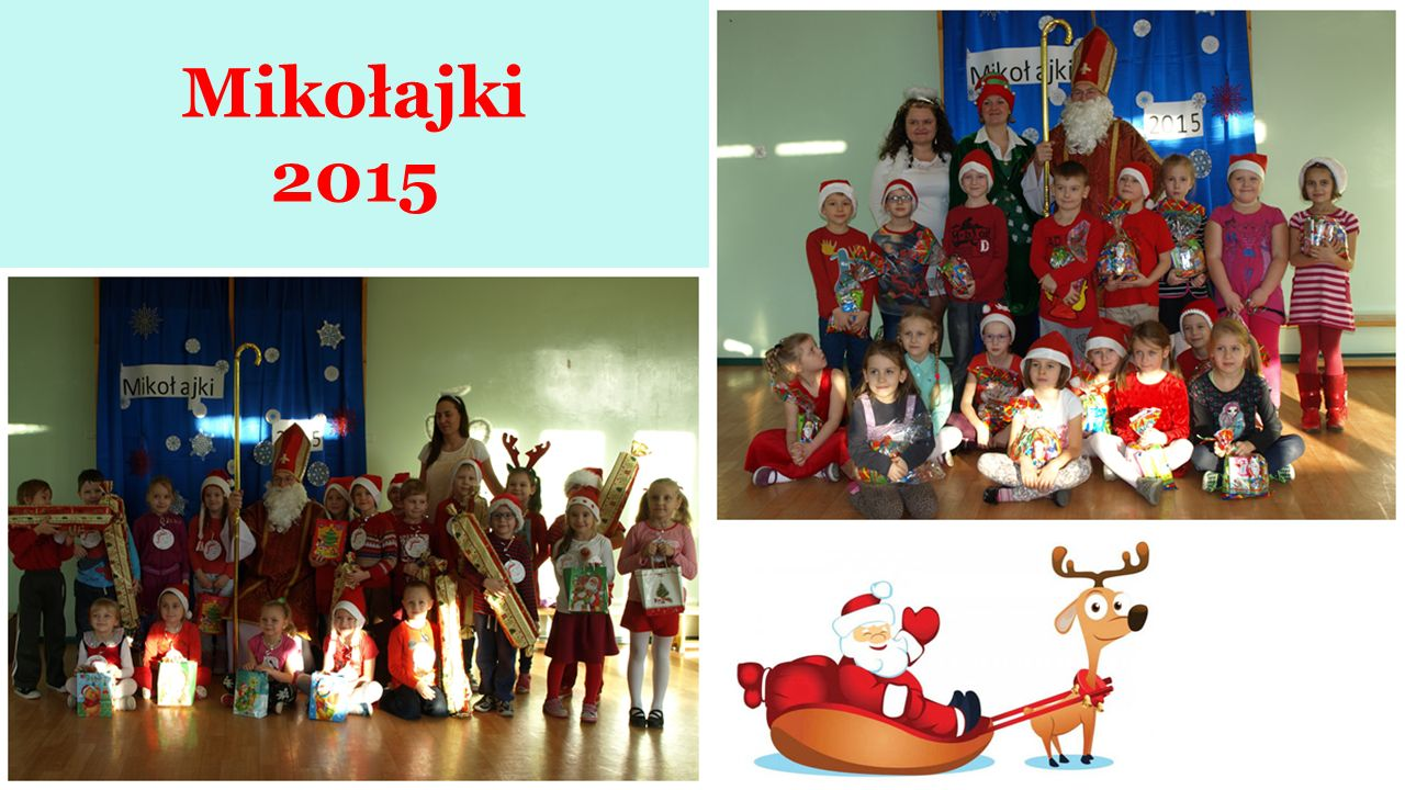 Mikołajki 2015