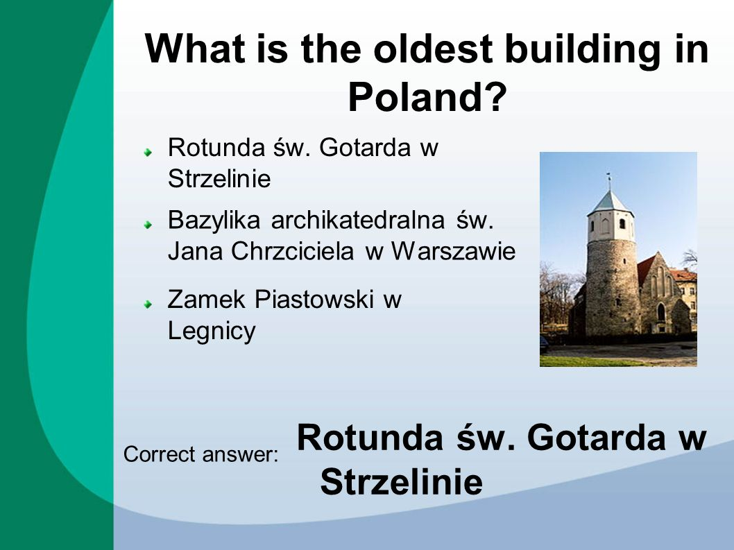 What is the longest river in Poland? Wisła Odra Warta Wisła Correct answer:
