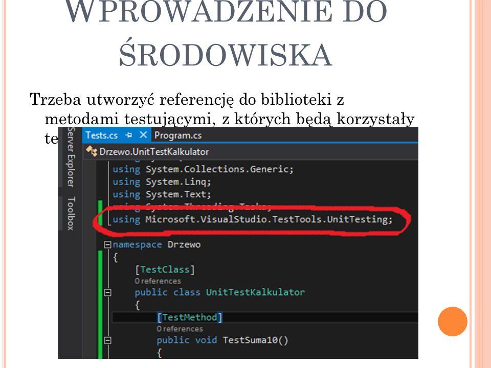 C ZYM SĄ TESTY JEDNOSTKOWE I PO CO JE STOSOWAĆ .Testy jednostkowe – ( ang.