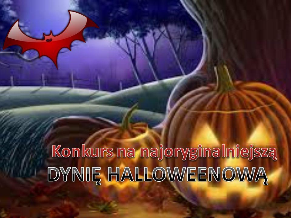 Z dużym zainteresowaniem spotkał się przeprowadzony w naszej szkole konkurs na najoryginalniejszą dynię Halloween.