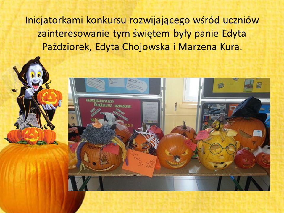 Inicjatorkami konkursu rozwijającego wśród uczniów zainteresowanie tym świętem były panie Edyta Paździorek, Edyta Chojowska i Marzena Kura.