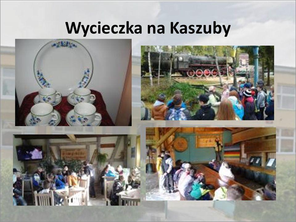 Wycieczka na Kaszuby