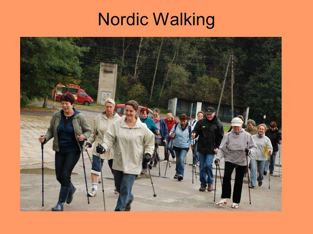 Nordic Walking w Wiśle/ Nordic Walking in Wisła