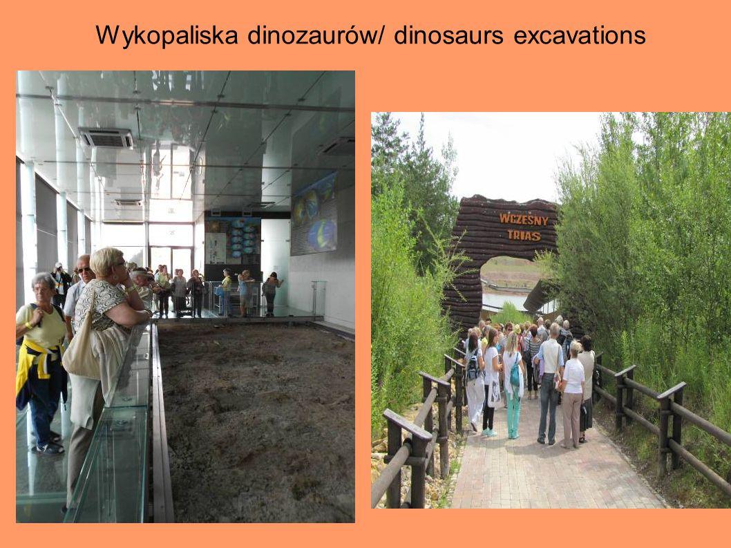 Park Dinozaurów - Krasiejów