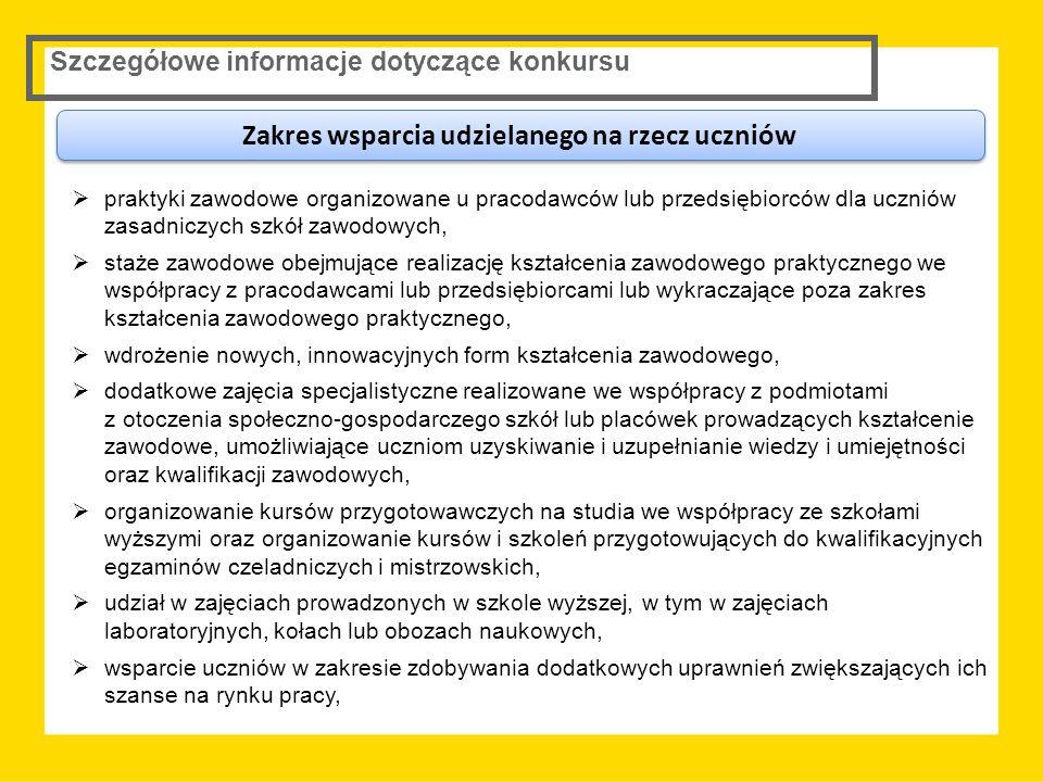 Ogólne kryteria horyzontalne 0/1 Zgodność z prawodawstwem unijnym oraz właściwymi zasadami unijnymi Zgodność projektu z prawodawstwem krajowym Zgodność z zasadami pomocy publicznej (lub pomocy de minimis) Ogólne kryteria merytoryczne 0/1 Zgodność z Regulaminem konkursu Wpisywanie się projektu we właściwe działanie/poddziałanie/typ projektu RPO WSL 2014-2020 zgodnie ze Szczegółowym opisem osi priorytetowych i Regulaminem konkursu Prawidłowość wyboru partnerów w projekcie (jeżeli dotyczy) Zasadność nawiązania partnerstwa w projekcie (jeżeli dotyczy) Skierowanie projektu do grupy docelowej z terenu województwa śląskiego Lokalizacja biura projektu Realizacja wskaźników kluczowych i specyficznych dla Programu Wkład własny Kwalifikowalność wydatków w projekcie Kryteria wyboru projektów – ocena merytoryczna