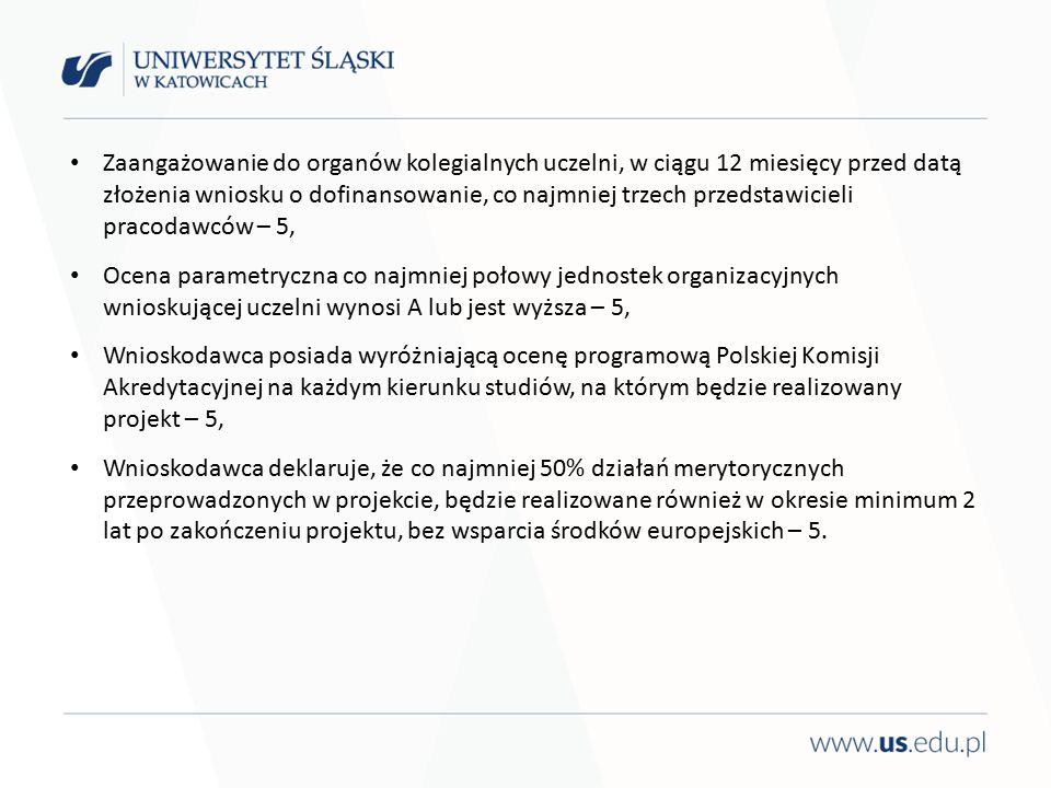 Poddziałanie 3.1 Poddziałanie 3.1 Kompetencje w szkolnictwie wyższym NOWE PROGRAMY KSZTAŁCENIA Planowany miesiąc rozpoczęcia naboru wniosków: luty 2016 r.
