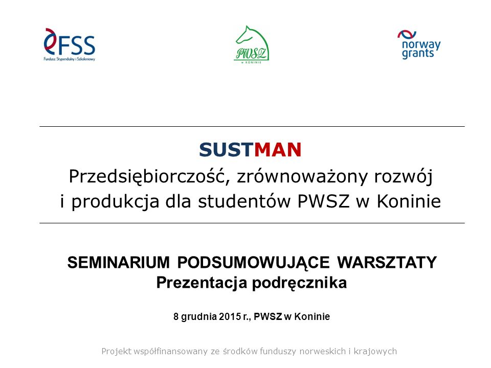 Development of Sustainable Business Prof.