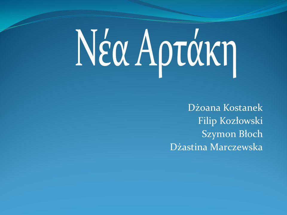 Νέα Αρτάκη is name after refugees from Easter Asia.