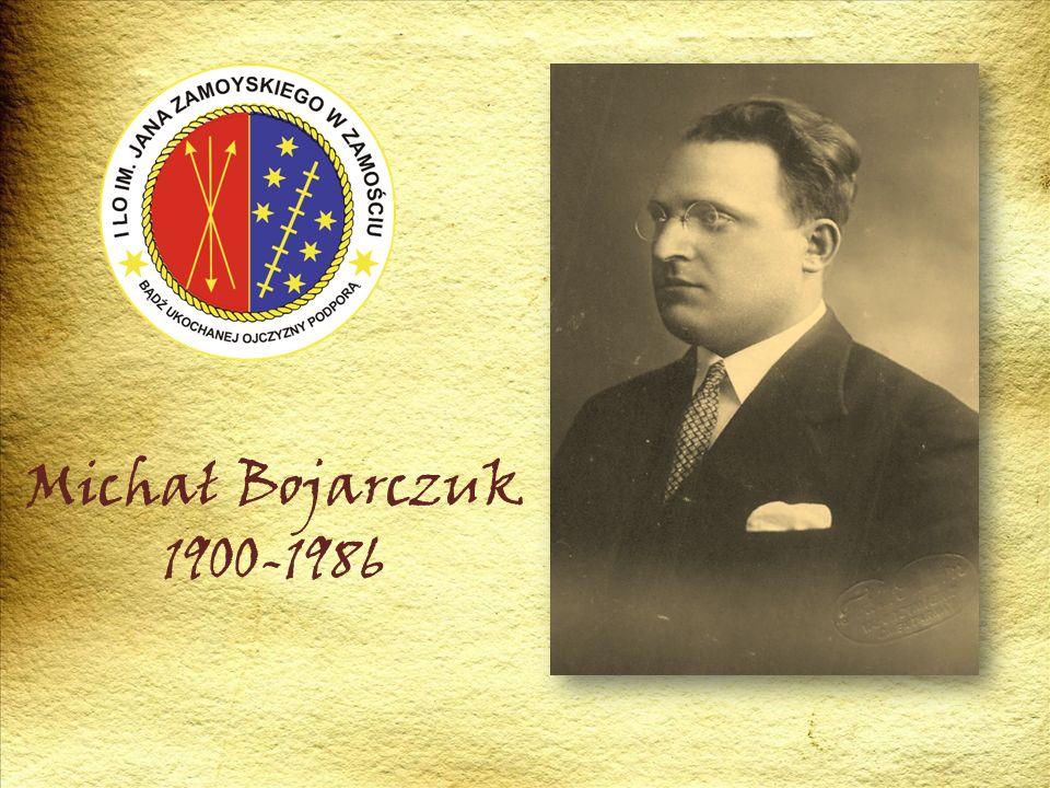 Michał Bojarczuk 1900-1986