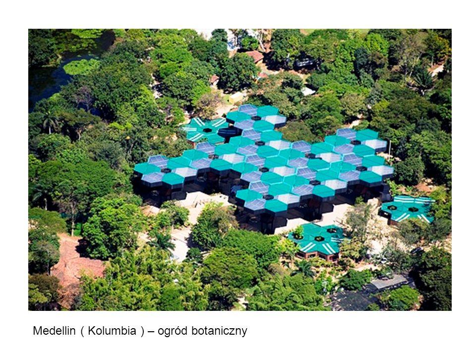 Medellin ( Kolumbia ) – ogród botaniczny