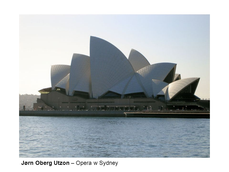 Jørn Oberg Utzon – Opera w Sydney