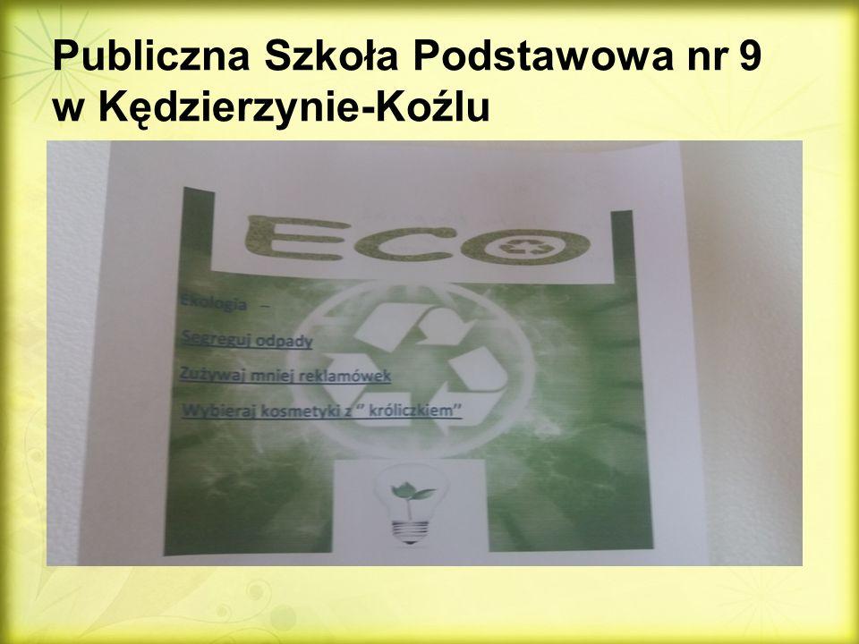 Publiczna Szkoła Podstawowa nr 9 w Kędzierzynie-Koźlu
