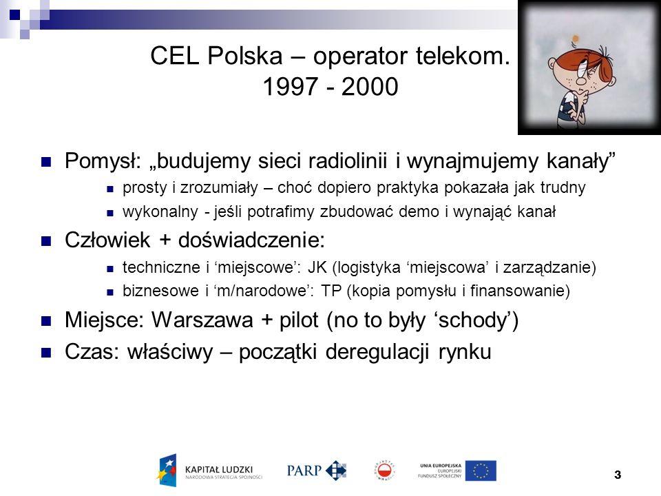 3 CEL Polska – operator telekom.