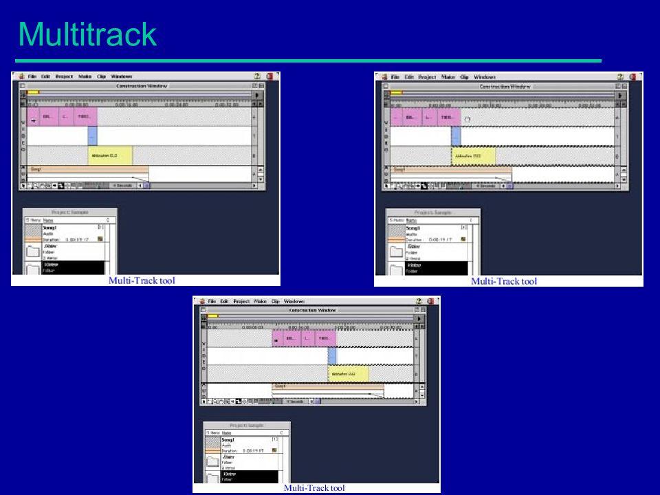 Multitrack