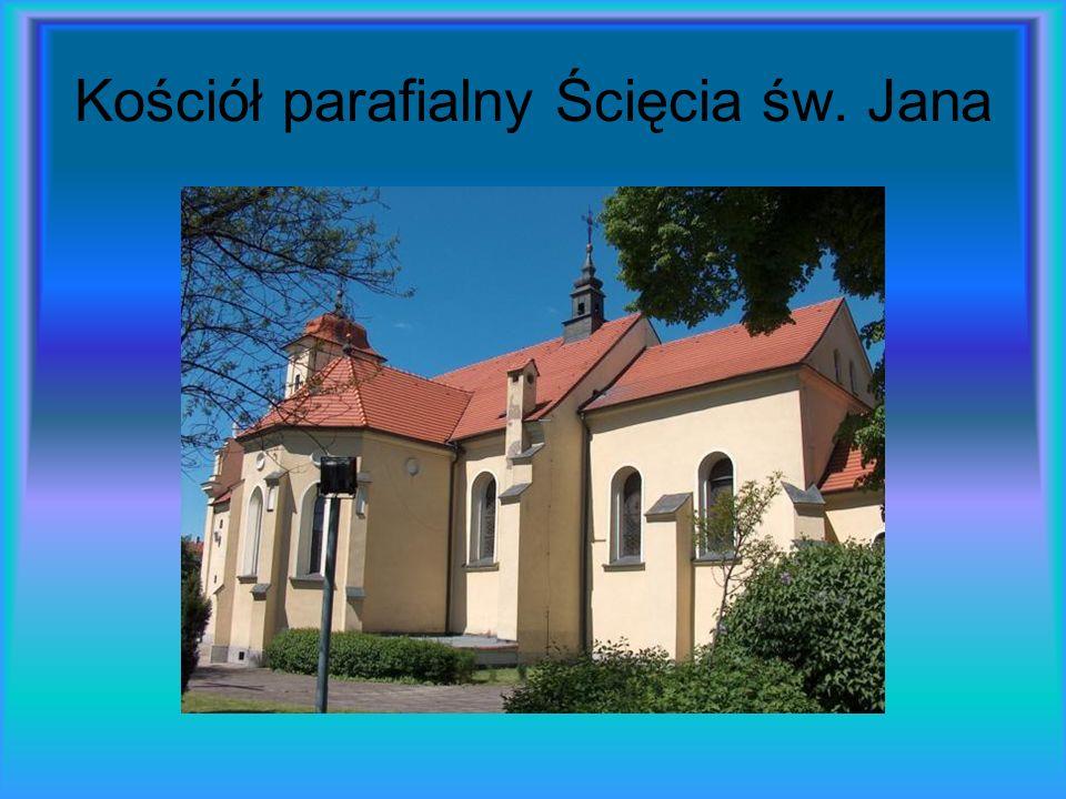 Kościół parafialny Ścięcia św. Jana
