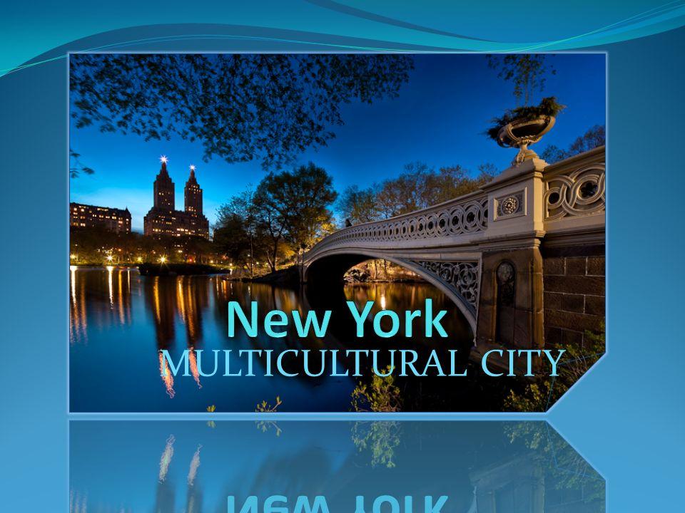 Nowy Jork New York City zwany potocznie Big Apple -Wielkim Jabłkiem.