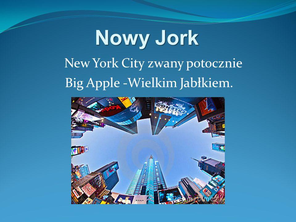 Nowy Jork jest najbardziej zaludnionym a jednocześnie najbardziej zróżnicowanym narodowościowo miastem w Stanach Zjednoczonych i prawdopodobnie na świecie.