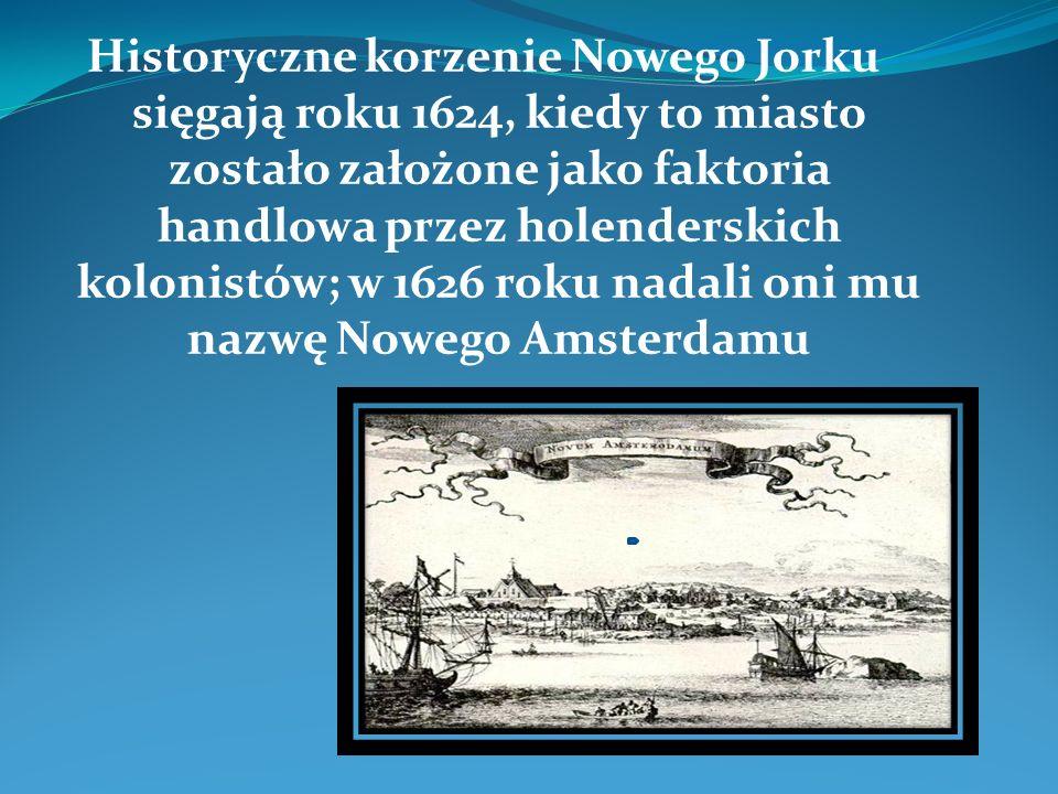 W 1664 roku kontrolę nad miastem, a także otaczającymi je terenami przejęli Anglicy.