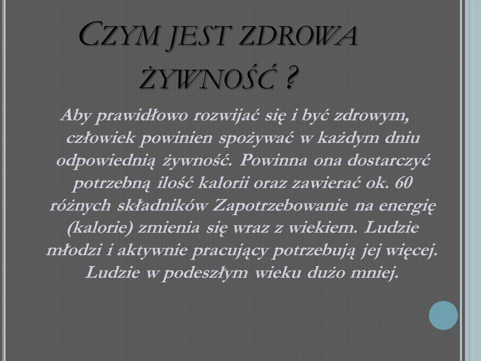W YKONAŁA : A LEKSANDRA M IELNIK KL. I TW