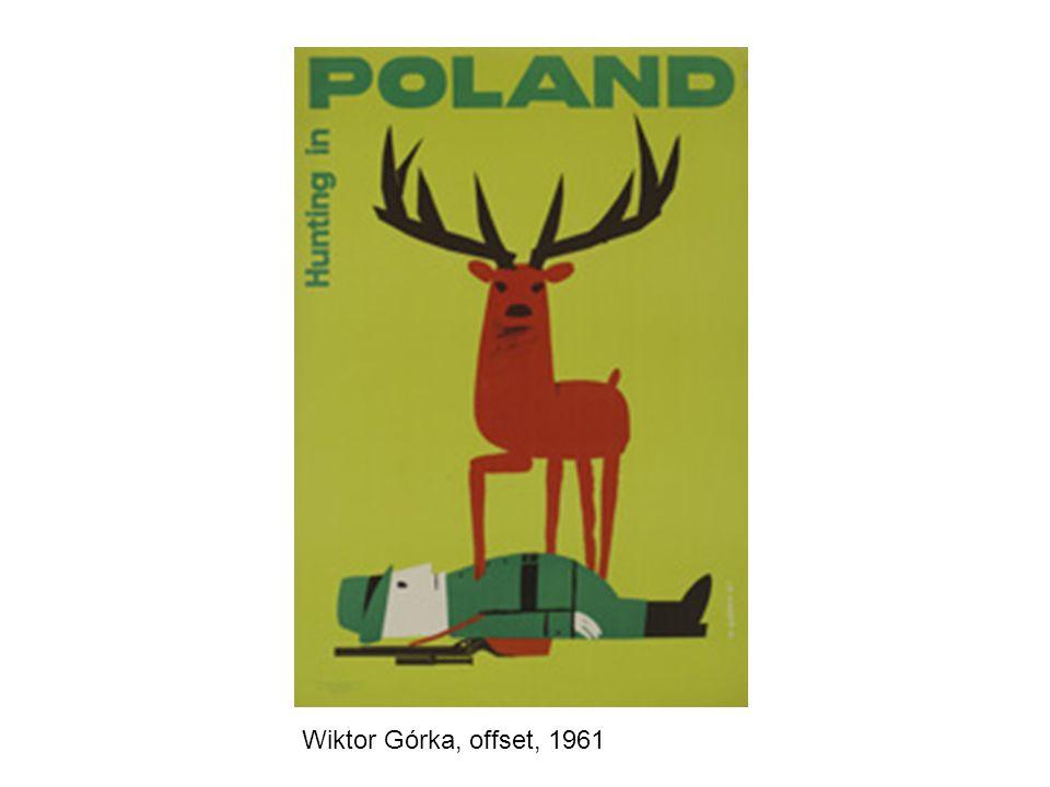 Wiktor Górka, offset, 1961
