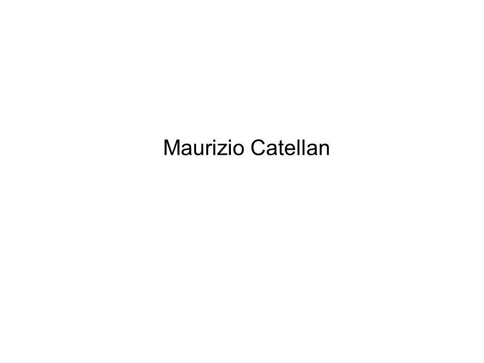 Maurizio Catellan