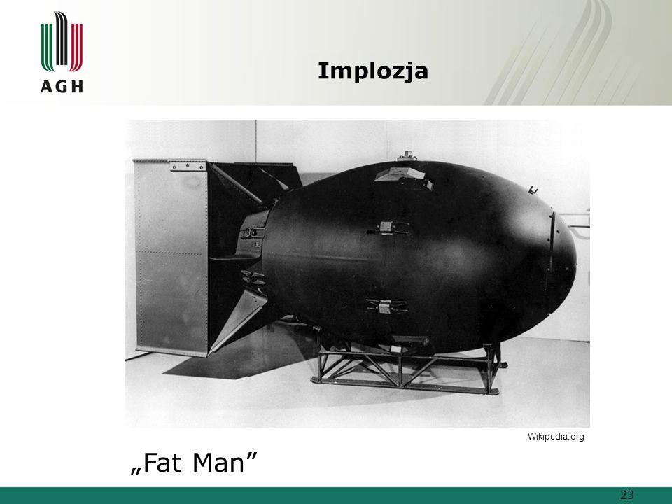 """Implozja """"Fat Man Wikipedia.org 23"""