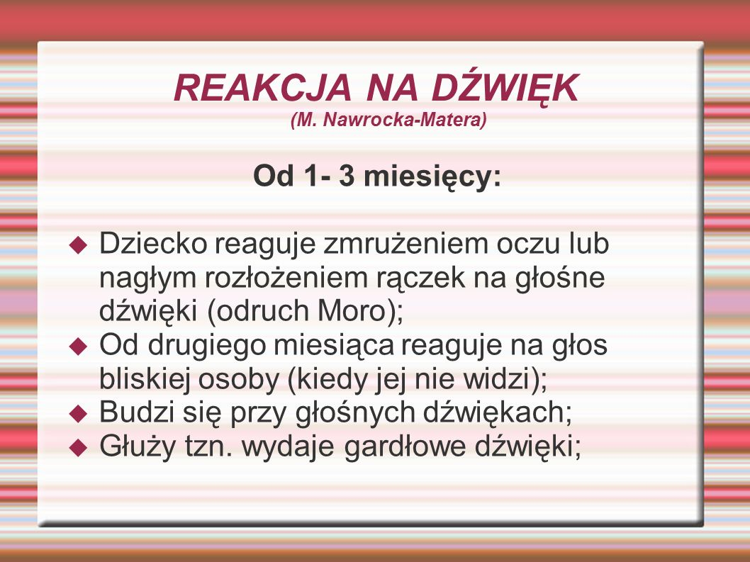 PIERWSZE SŁOWA (L.Kaczmarek, M.