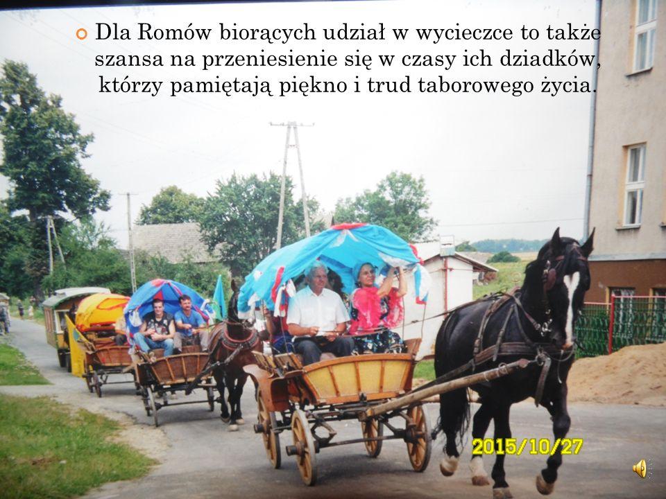 Zwiedzanie ekspozycji to była piękna i poruszająca lekcja romskiej historii i kultury.