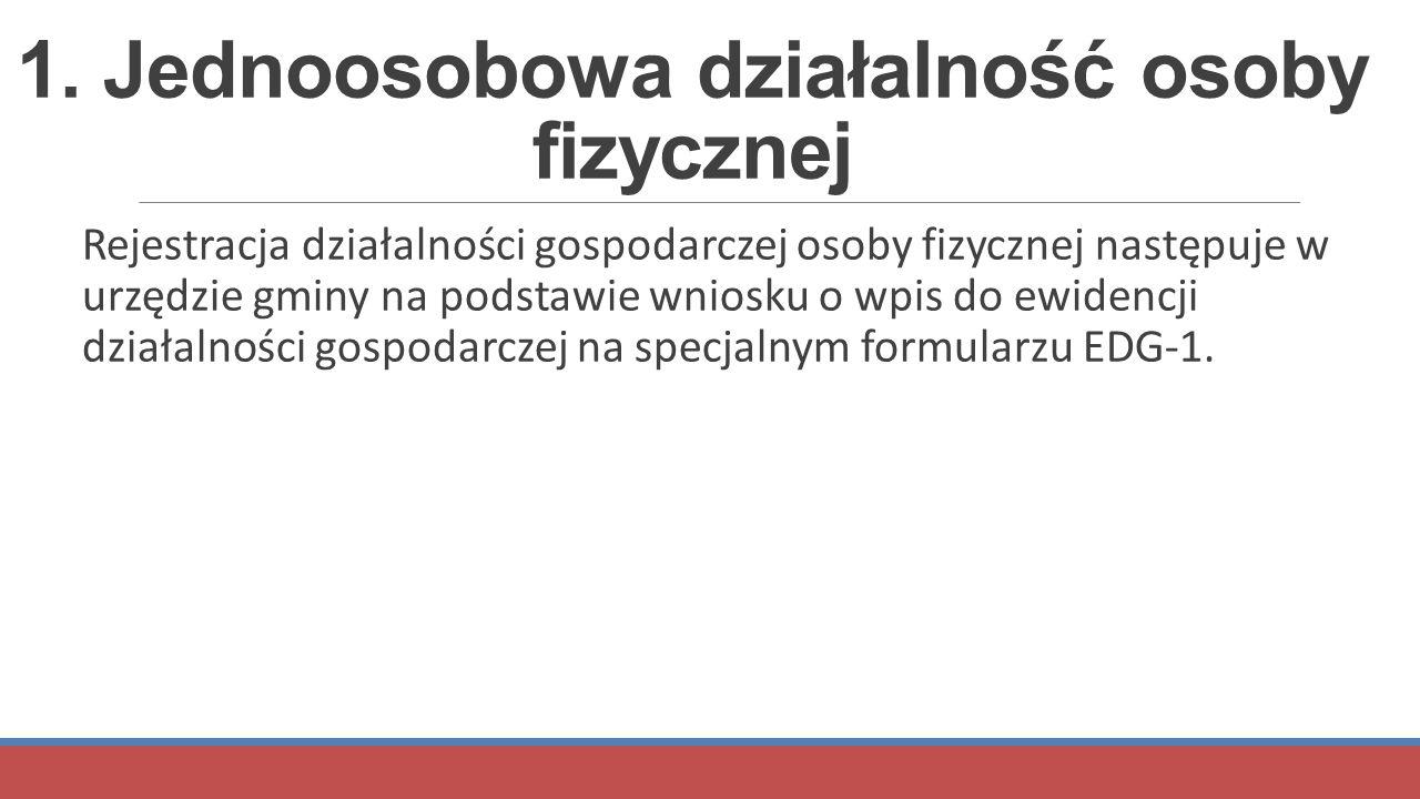 2.Spółki A. spółki prawa cywilnego B.