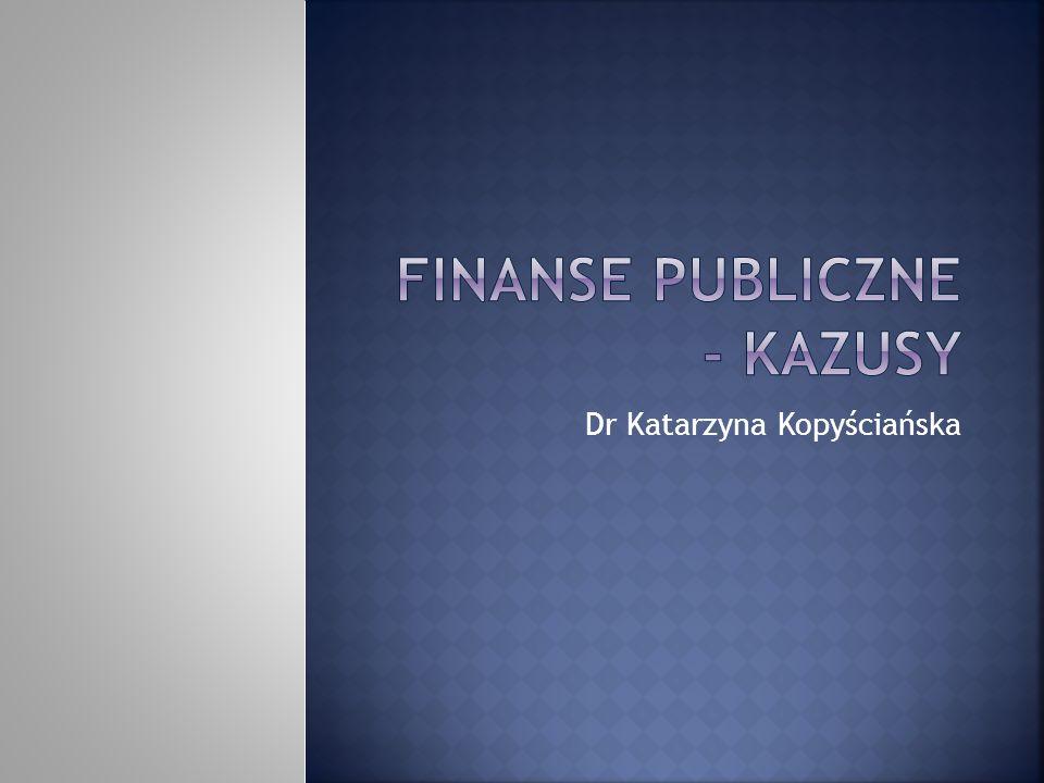  Samorządowy zakład budżetowy otrzymał dotację celową na realizację zadania finansowanego z Funduszu Spójności w kwocie 1 mln złotych.