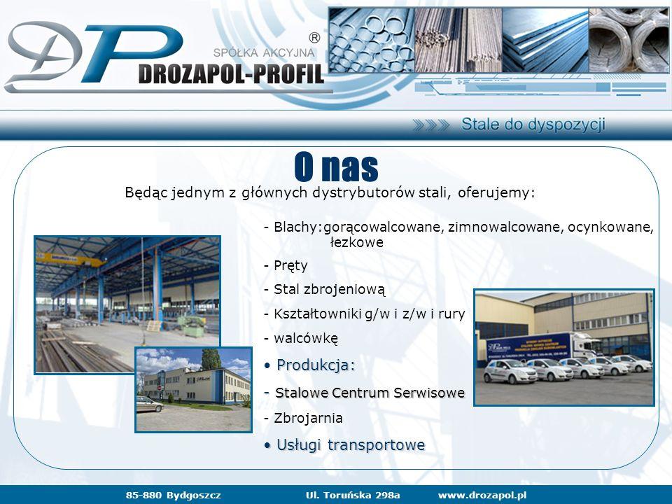 www.drozapol.pl85-880 BydgoszczUl. Toruńska 298a Wspólna sieć sprzedaży