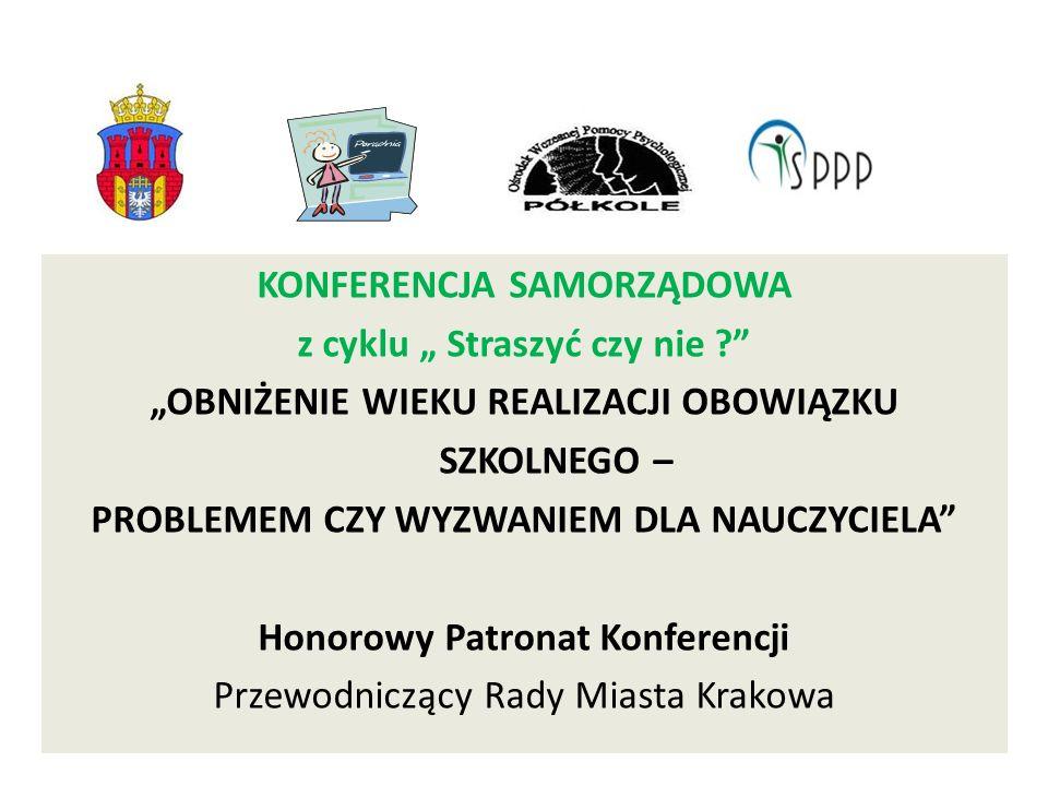 PROGRAM KONFERENCJI 13.45 – 14-25 Rejestracja uczestników 14.30 – 14.45 Rozpoczęcie konferencji; powitanie zaproszonych gości i uczestników.