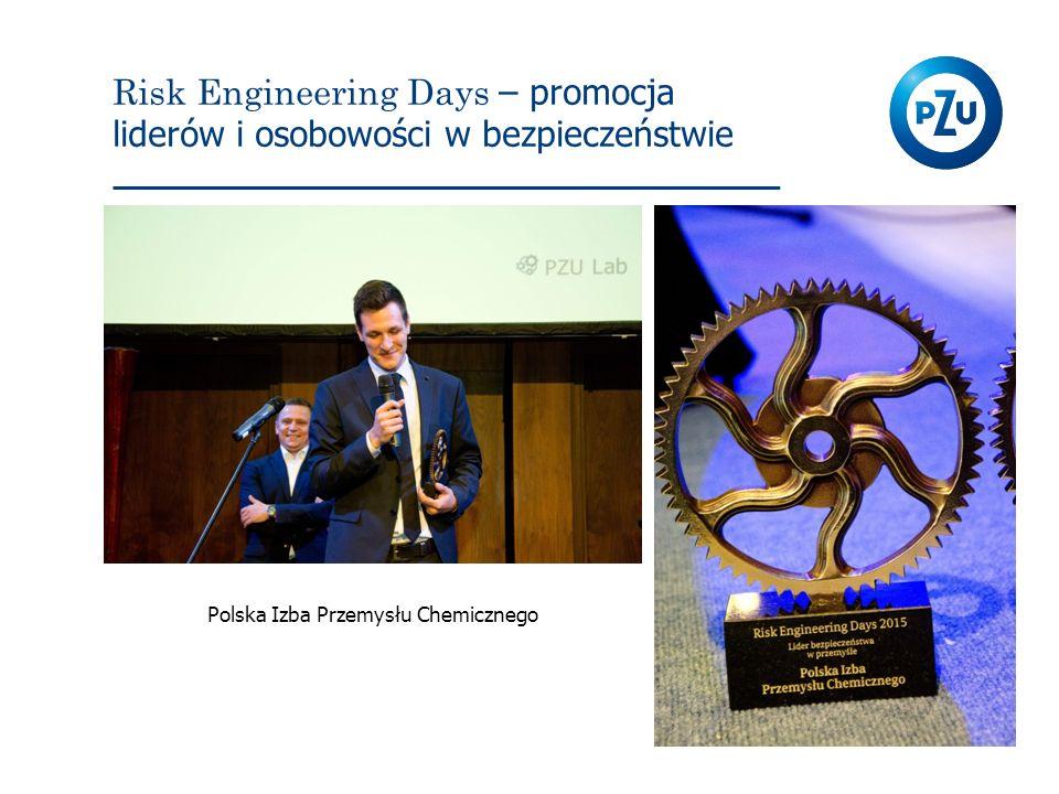 Risk Engineering Days – promocja liderów i osobowości w bezpieczeństwie Polska Izba Przemysłu Chemicznego