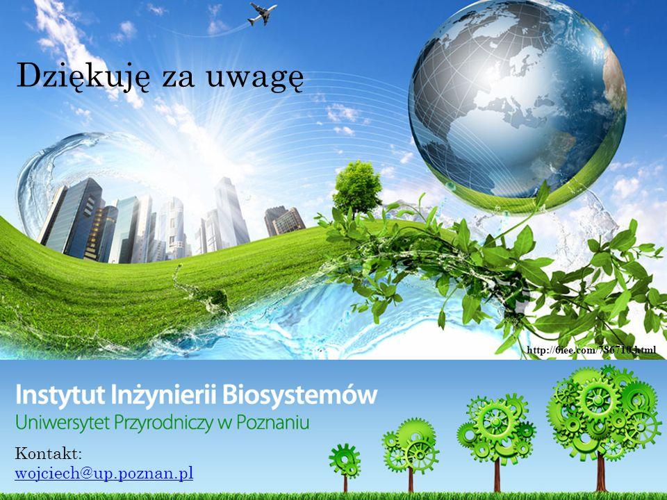 Kontakt: wojciech@up.poznan.pl Dziękuję za uwagę http://6iee.com/786710.html