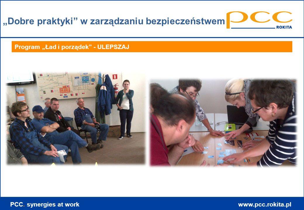 www.pcc.rokita.pl PCC.synergies at work www.pcc.rokita.pl PCC.