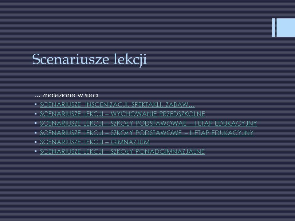 Dla dorosłych  Jarmark rymów  Juwenilia  Kwiaty polskie  Wiersze  i inne utwory Wykaz literatury w PBW - Rzeszów