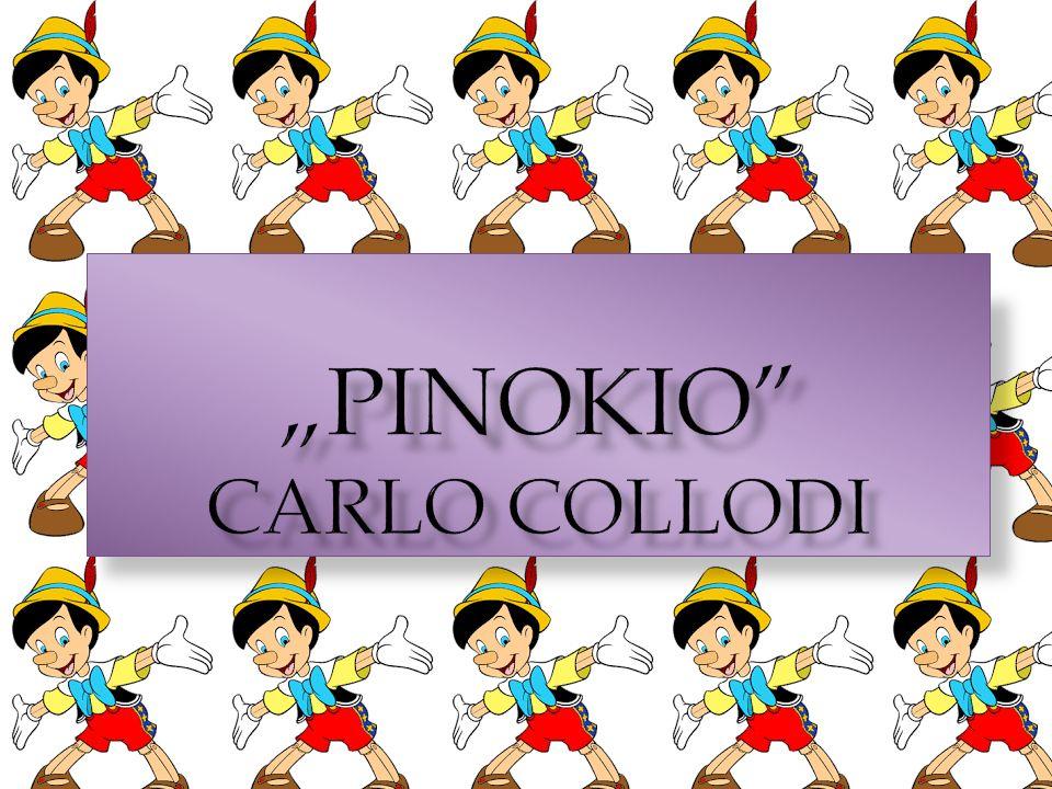 """Ci, którzy przeczytali książkę """"Pinokio , na pewno słyszeli, a dla mniej wtajemniczonych dam podpowiedź."""