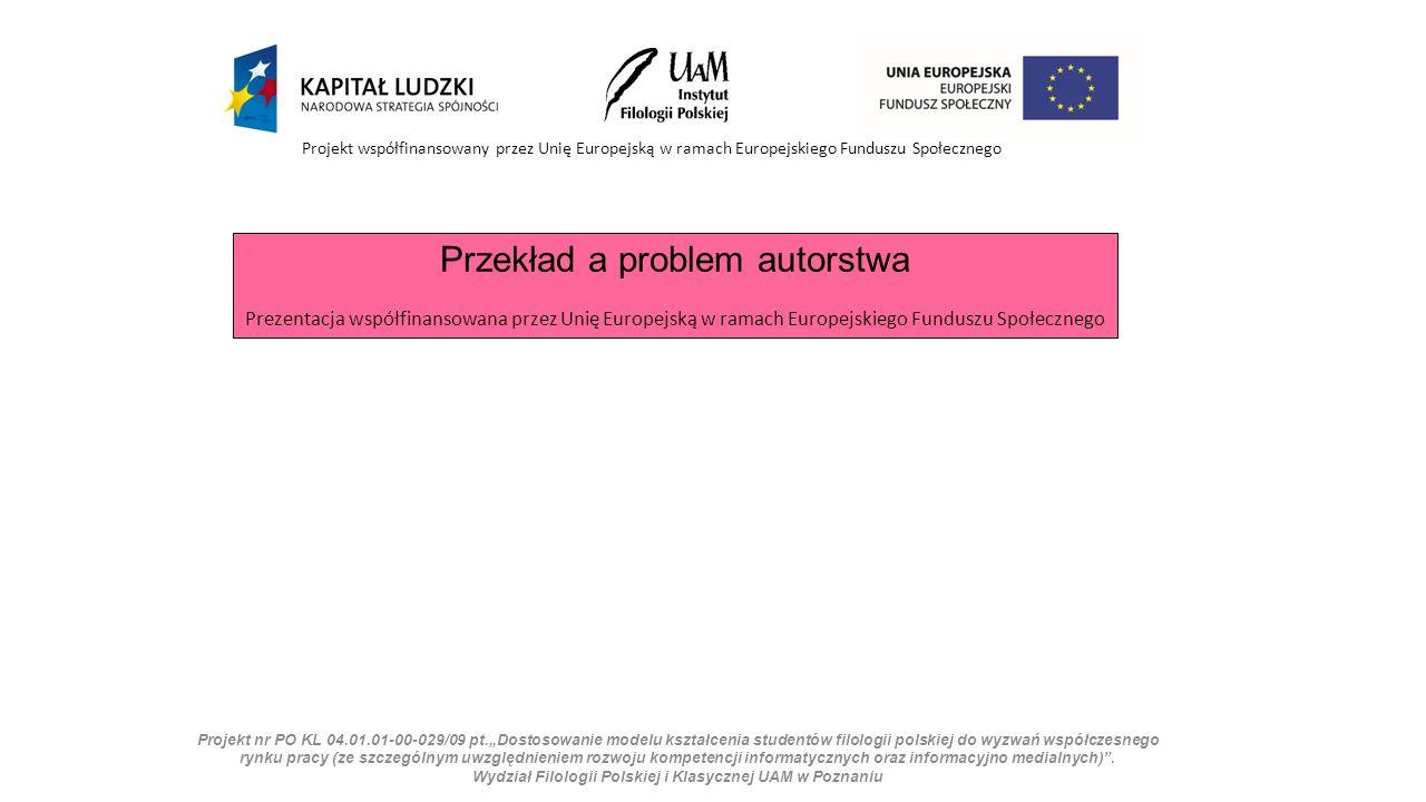 PRAWO AUTORSKIE Art.1. 1.