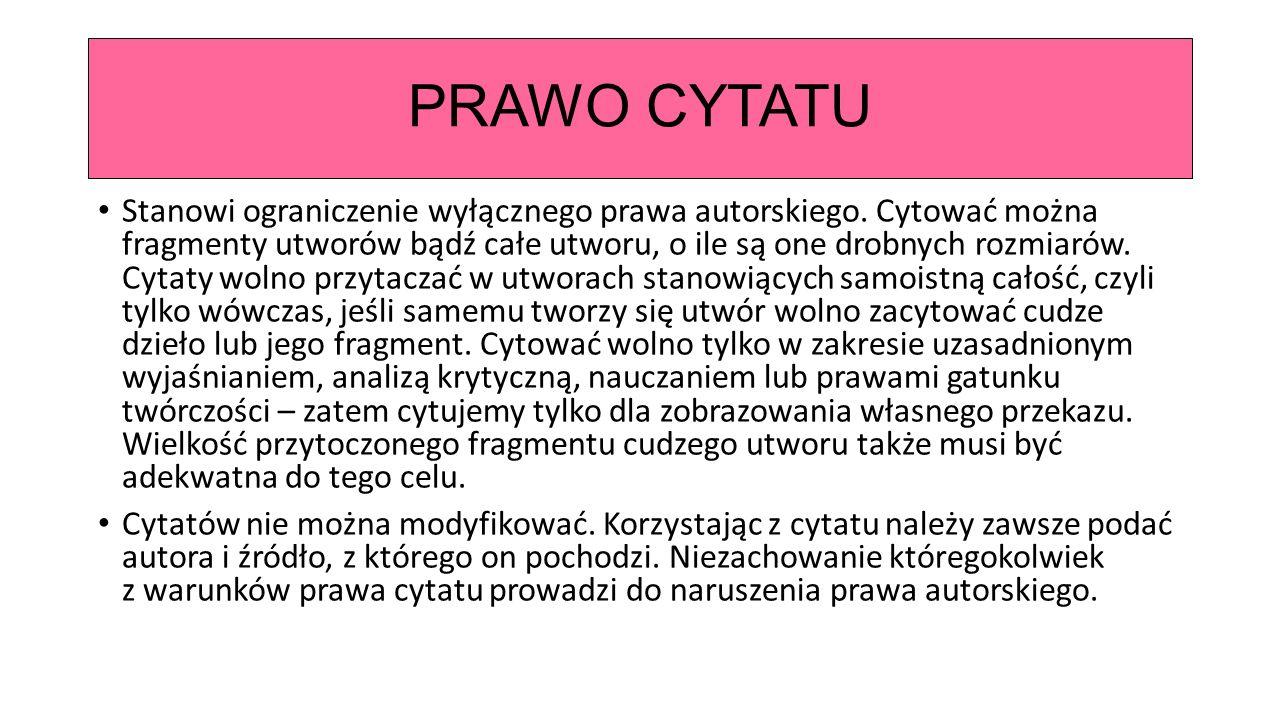 Jak w tekście własnym cytować fragmenty cudzych tekstów powstałych w innym języku.