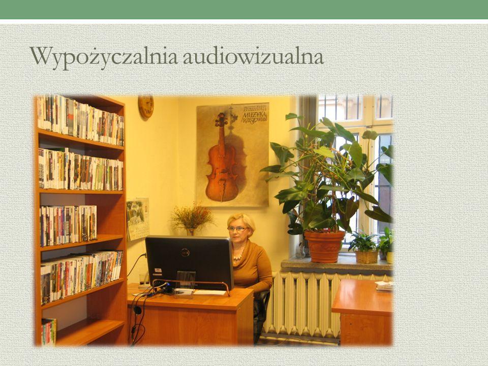 Wypożyczalnia audiowizualna
