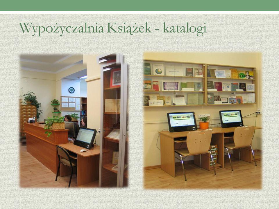 Edukacja czytelników w wypożyczalni Stawiamy przede wszystkim na indywidualną pracę z każdym zapisującym się, każdym potrzebującym pomocy użytkownikiem.
