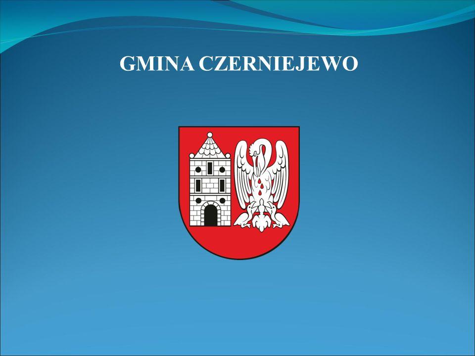Prezentuje... Pakszyn, 11.02.2016 r. GMINA CZERNIEJEWO