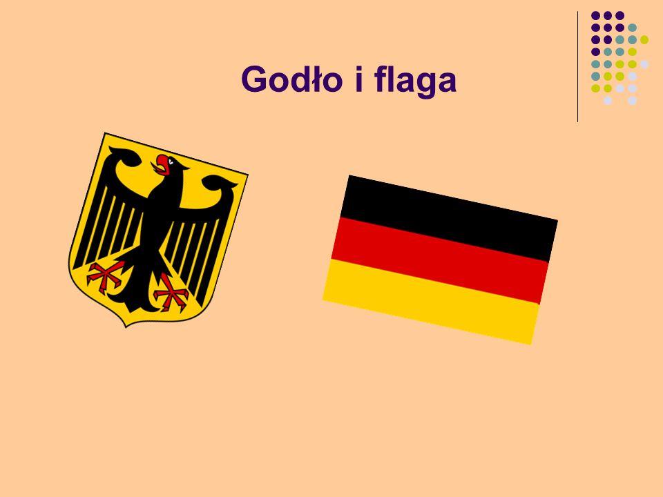 Powierzchnia, ludność i waluta Powierzchnia Niemiec to ok.