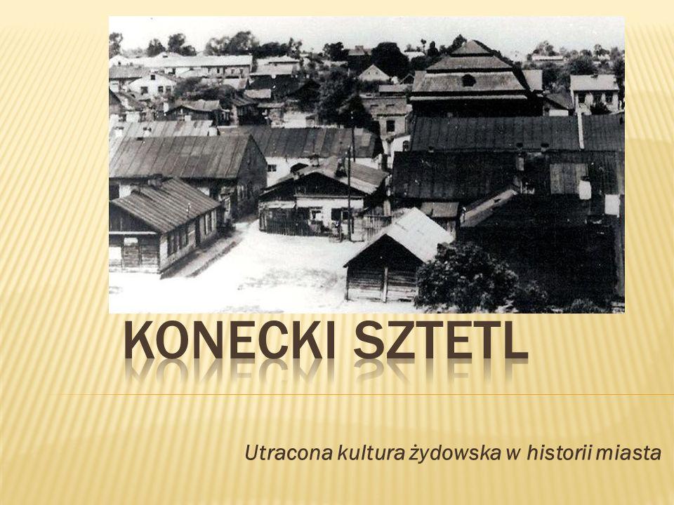 Unikatowe zdjęcie nieistniejącego cmentarza żydowskiego.