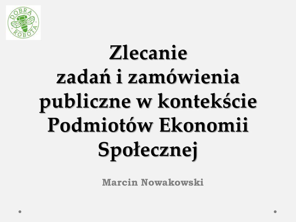 Klauzule społeczne w Polsce Klauzula społeczna to instrument polityki społecznej, który pozwala instytucjom zamawiającym określić wymagania o charakterze społecznym lub środowiskowym związane z realizacją zamówienia.