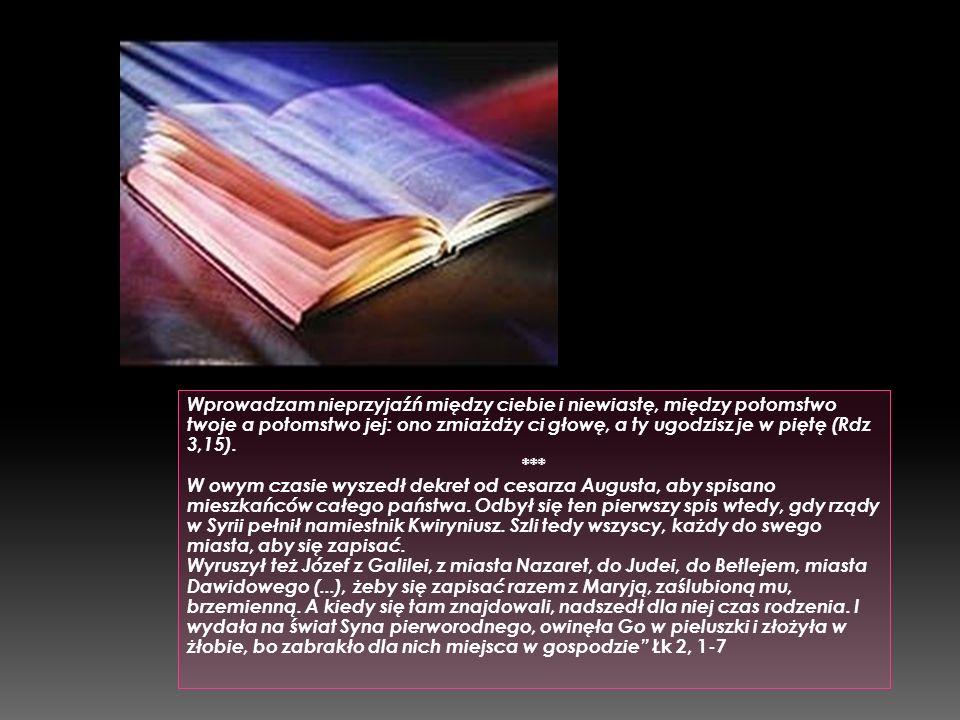  Wszystkie pisma Nowego Testamentu powstały w drugiej połowie I wieku po Chr.